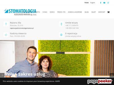Stomatologia Aleksander Makara