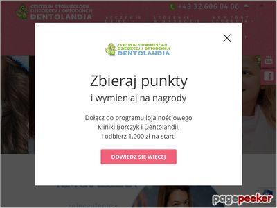 ROMAN BORCZYK dentysta dla dzieci