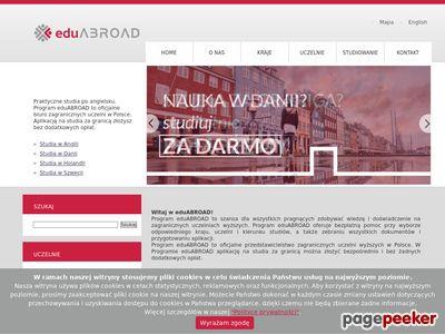 Studia za granicą Studia w Danii Program eduABROAD