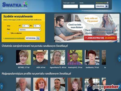Portal randkowy Swatka.pl