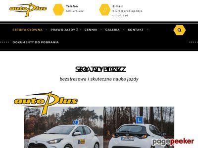 Prawo jazdy kat A Bydgoszcz