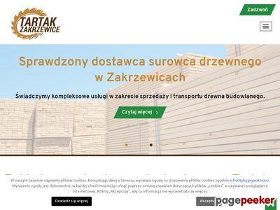 Zakład Przetwórstwa Drzewnego Piotr Nowak