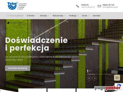 Schody Katowice - Teko