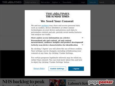 The Times(英国泰晤士报)