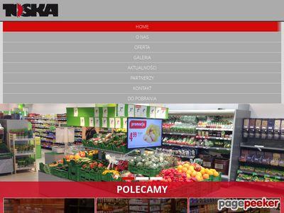 Sklepowe meble http://www.toska-meble.pl/