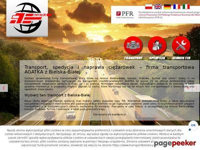 PHU AGATKA - serwis i transport
