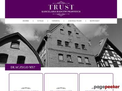 Adwokat Bydgoszcz - TRUST