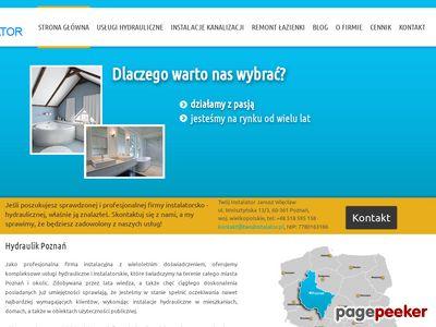 Instalacje Poznań