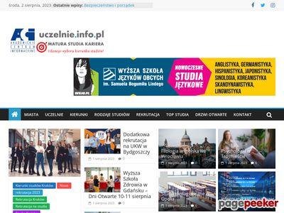 Studia zaoczne - Akademickie Centrum Informacyjne