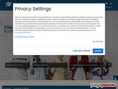 Finansowe uczelnie z Krakowa