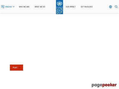 UNDP(联合国开发计划署)