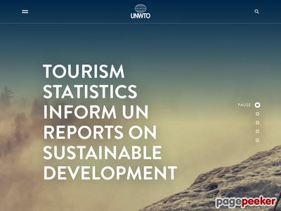 World Tourism Organization UNWTO(世界旅游组织)