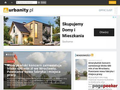 Urbanity.pl - inwestycje budowlane