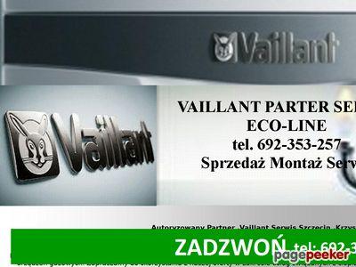 Naprawa Pieców i bojlerów gazowych Vaillant w Szczecinie