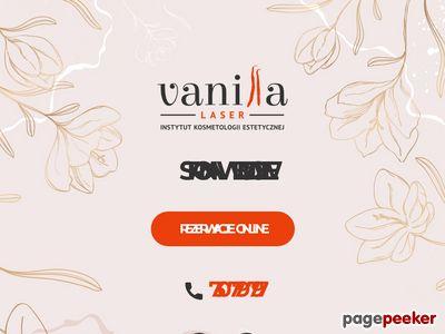 Vanilla LASER – Instytut Kosmetologii Estetycznej