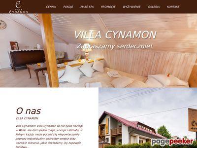 Noclegi Wisła - Villa Cynamon
