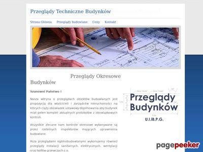 Warszawa Przeglądy Budowlane
