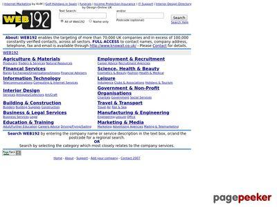 Web 192