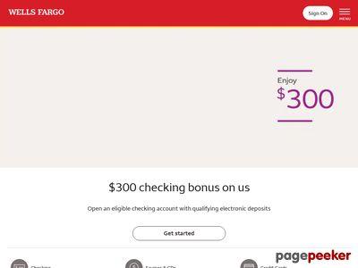 Wells Fargo(富国银行)