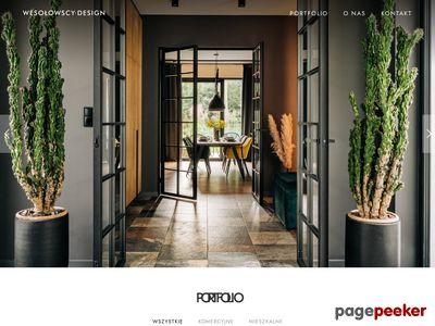 Projektowanie wnętrz Łódź