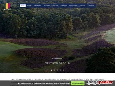 West Sussex Golf Club - Championship Golf – Two Ball Golf Club