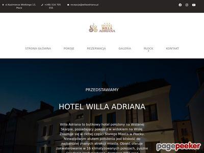 Hotele Plock - Willa Adriana