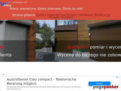 Wolny.org.pl rolety zewnętrzne