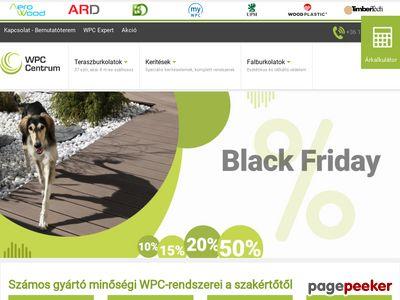 WPC Teraszburkolat Centrum