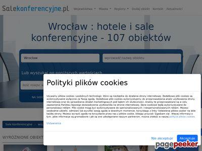 Sale konferencycyjne Wrocław