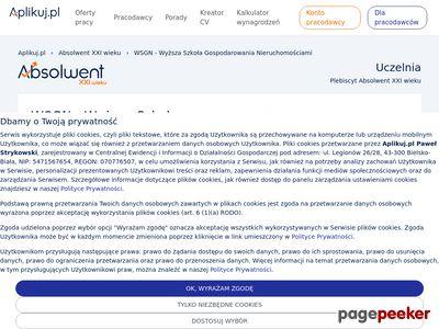 Studia licencjackie Warszawa