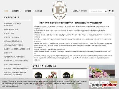 Internetowa Hurtownia florystyczna