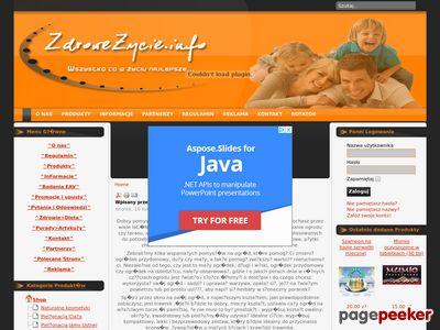 Suplementy diety - witaminy
