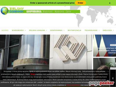 Wiadomości- Zielony dziennik