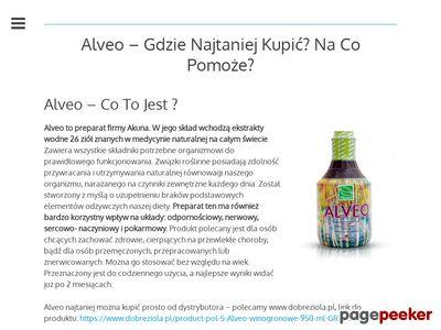 Zioła Alveo