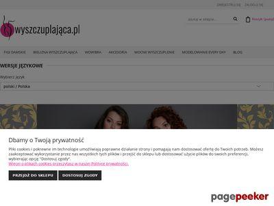 Bielizna wyszczuplająca, modelująca, korygująca - wyszczuplajaca.pl