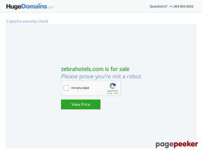 ZebraHotels.com -rezerwacja, hotele, pensjonaty