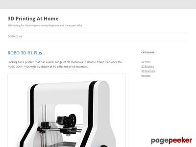 Essential Guide to 3D Printing at Home ~ 3D Printing At Home
