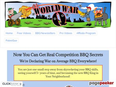 The BBQ Book Competition BBQ Secrets – Championship Barbecue Recipes
