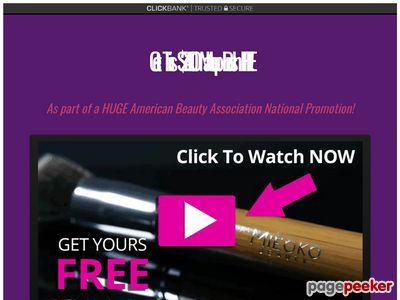 FREE Mieoko Kabuki Brush From The American Beauty Association — Beauty Association