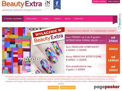 Beauty Extra - Akademia Szkoleń Kosmetycznych