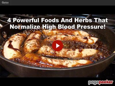 Free High Blood Pressure Presentation