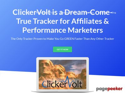 ClickerVolt – The Amazing AIDA Tracker