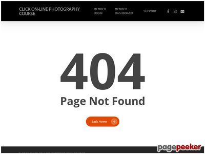 CLICK Photography Course – Training for Beginners and Amateur Photography Lovers at Clickbank — CLICK Photography Course – Training for Beginners and Amateur Photography Lovers