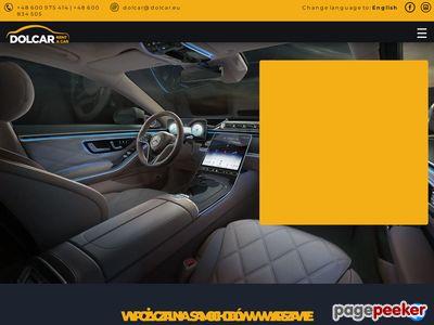 Wypożyczalnia samochodów Dolcar Sp. z o.o. Sp.k