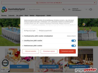 Materace dmuchane - domhobbyogrod.pl