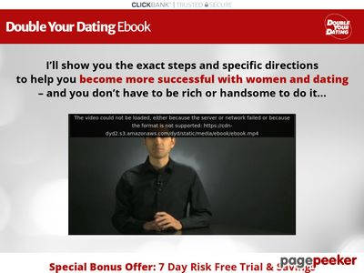 Double Your Dating eBook – Double Your Dating