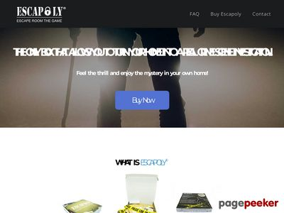Escapoly – Escape Room The Game