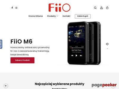 FiiO, czyli produkty audio, by rozkoszować się muzyką