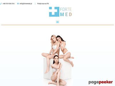 Forte-Med - ginekologia estetyczna