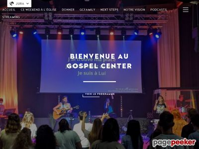 Gospel Center Jura (Delémont) - A visiter!